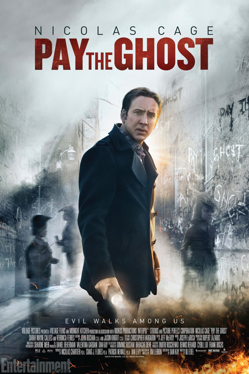 MOVIE REVIEW: PAY THE GHOST (2015)