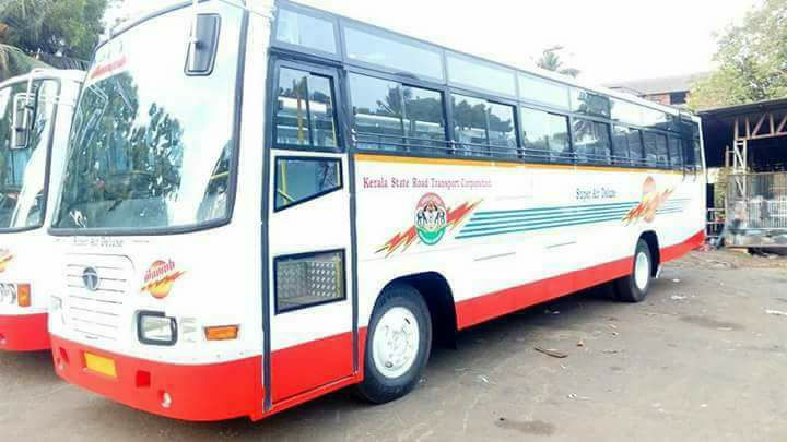 Kerala SRTC To Launch Minnal Buses Like Our TNSTC Ultra Deluxe