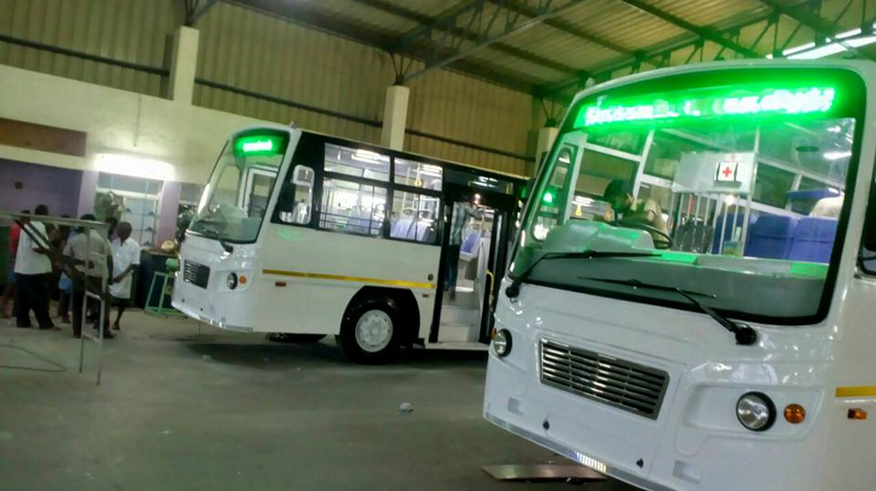 Bus Body Construction Tender Invited - SETC AC 40 AC SLEEPER 40 CLASSIC 60 UD 60
