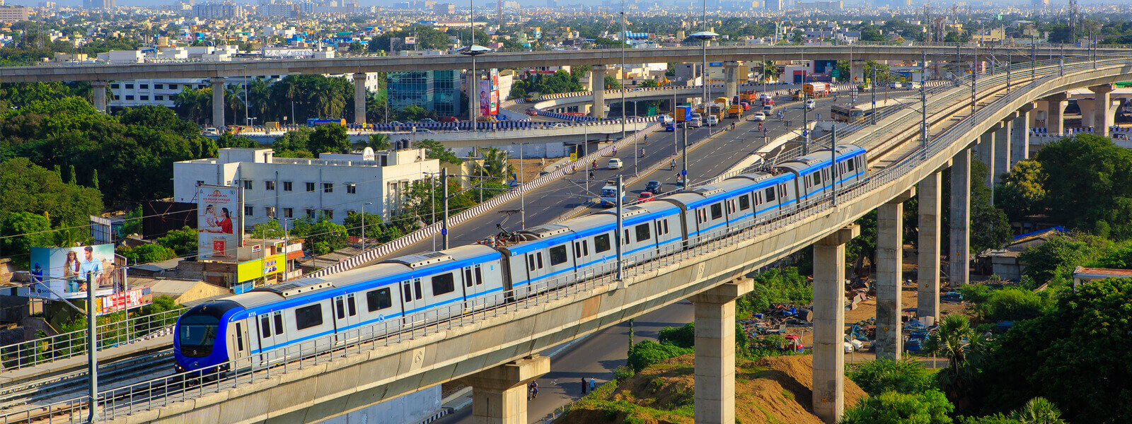 Chennai Metro Rail Is Yet To Receive Green Signal In Lockdown Unlock 3