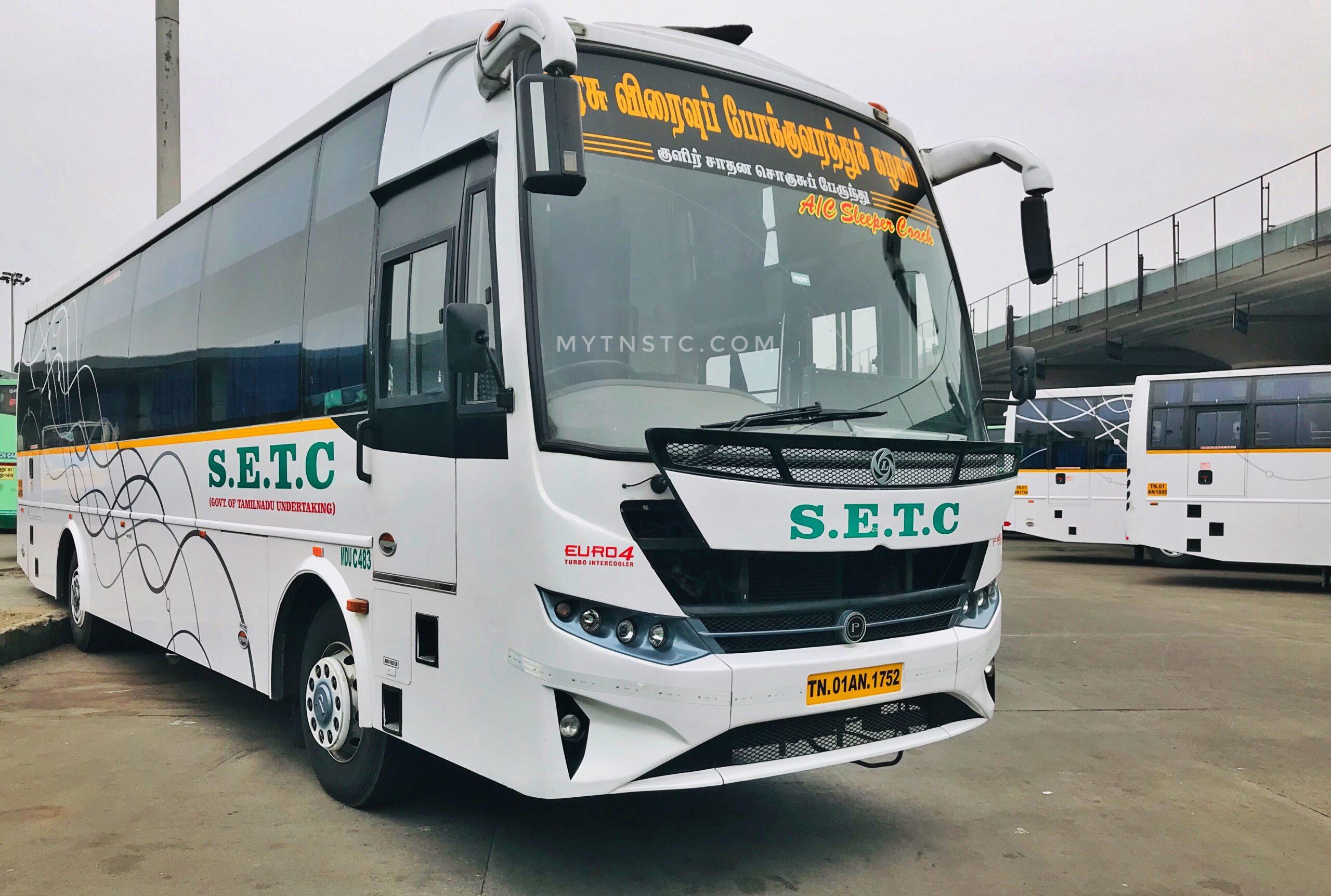 Public Bus Transportation In Tamilnadu Suspended Till 31st August 2020