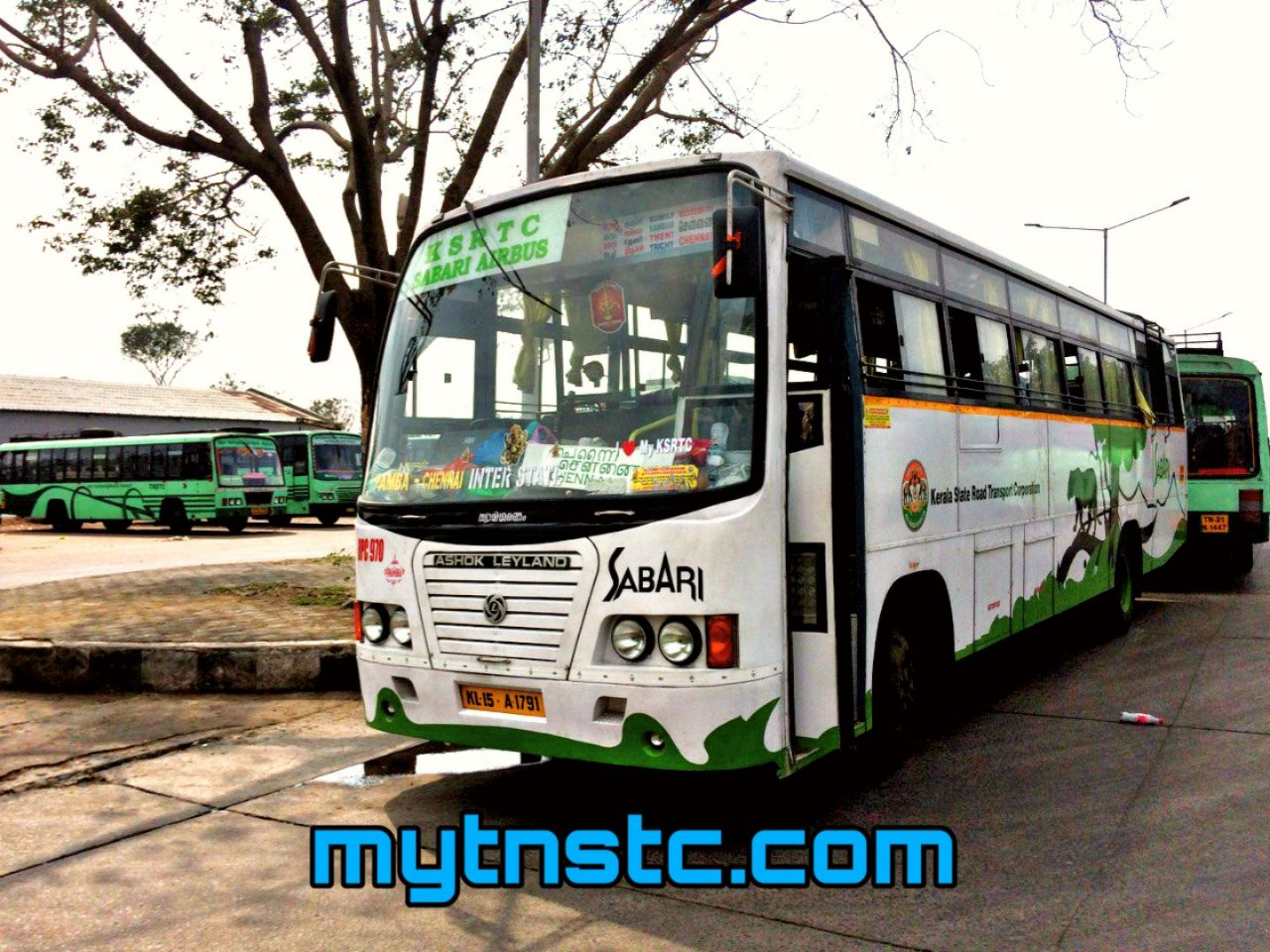 Ernakulam To Chennai KSRTC Onam Special COVID19 Bus Service September 2020