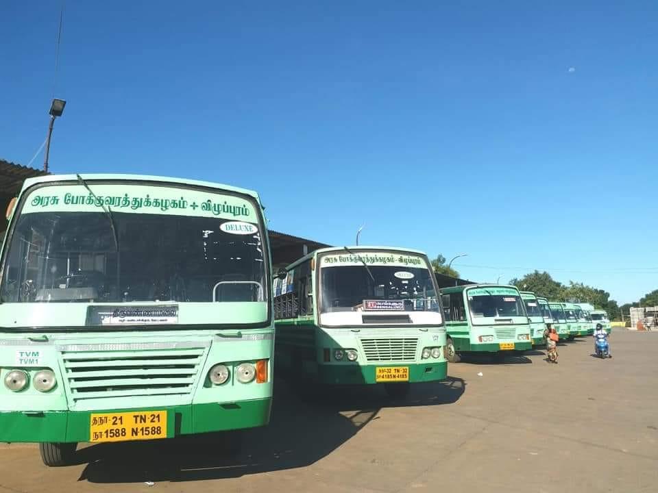 Bus Transportation Will Be Standstill Till June 14 In Tamilnadu
