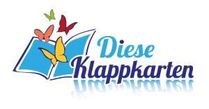 Logo der Marke Diese Klappkarten