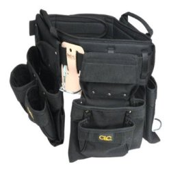 Custom Leathercraft 5605M Professional Carpenters tool belt