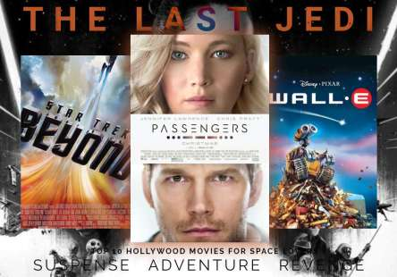 Top 10 Hollywood Movies for Space Lovers