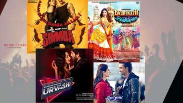 Top 10 Bollywood Party Songs of 2018