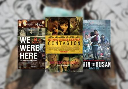 Top 10 International Movies Based on Virus and Pandemic