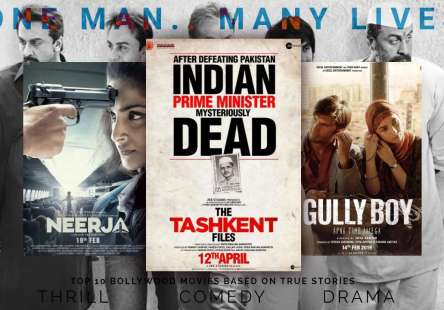 Top 10 True Stories Based Bollywood Movies