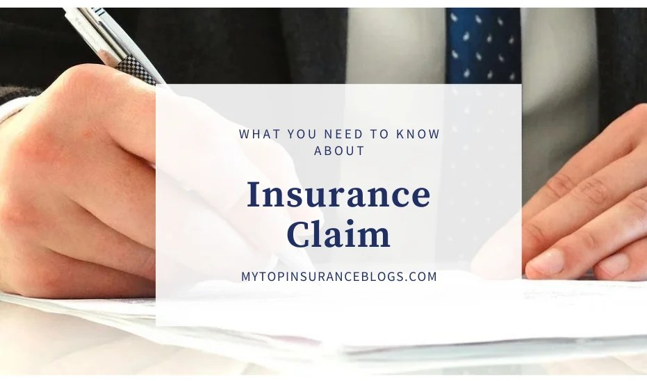 What you need to know about business insurance claim
