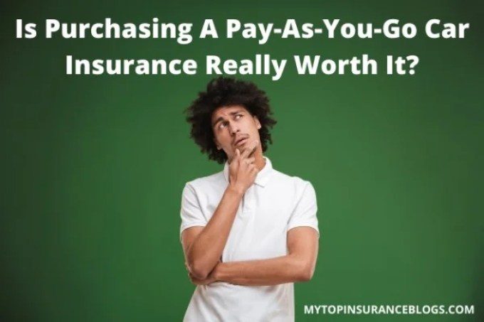 Is purchasing pay per mile car insurance really worth it