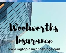 woolworths insurance company