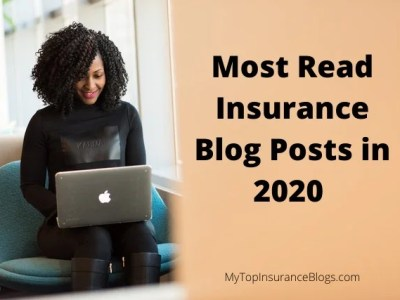 Most Read Insurance Blog Posts in 2020