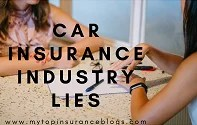 Things car insurance companies will not tell you