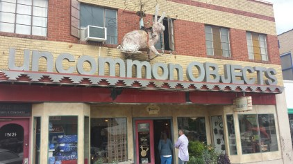 """Step inside the quirky """"Uncommon Objects"""""""