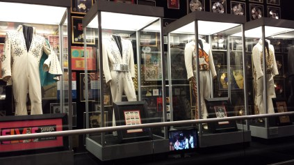 Graceland seems to have hundreds of the King's outfits