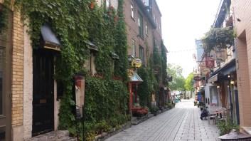 Petit Champlain Street