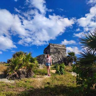 Ruines Maya de Tulum