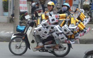 Vietnam scooter1