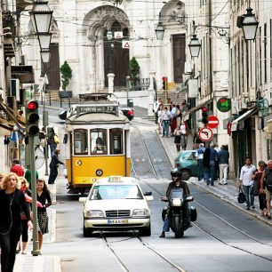 Baixa Lisbonne