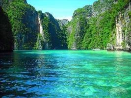 phi phi don thailande
