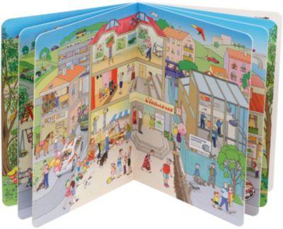 """Книга с картинками """"Из жизни маленького городка Мирославля ..."""