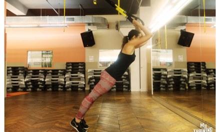 TRX : 5 exercices pour les bras