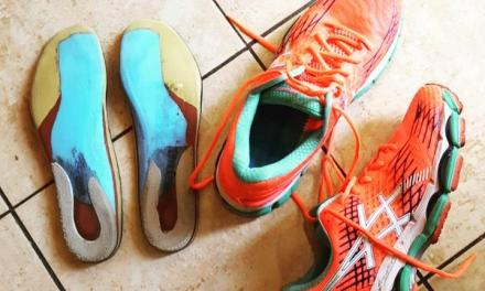 Prendre soin de ses pieds de sportif