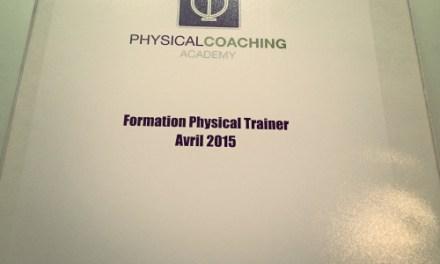 Sauter le pas et devenir un professionnel du Training