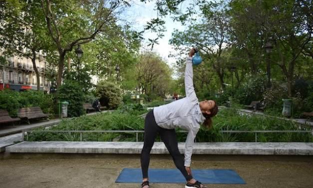 5 exercices à la Kettlebell pour un Core solide