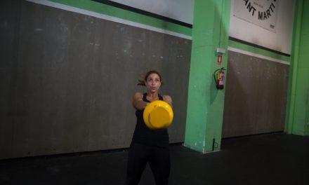 Améliorer sa technique aux Kettlebell Swings