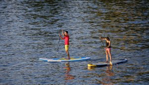 Stand up Paddle Test