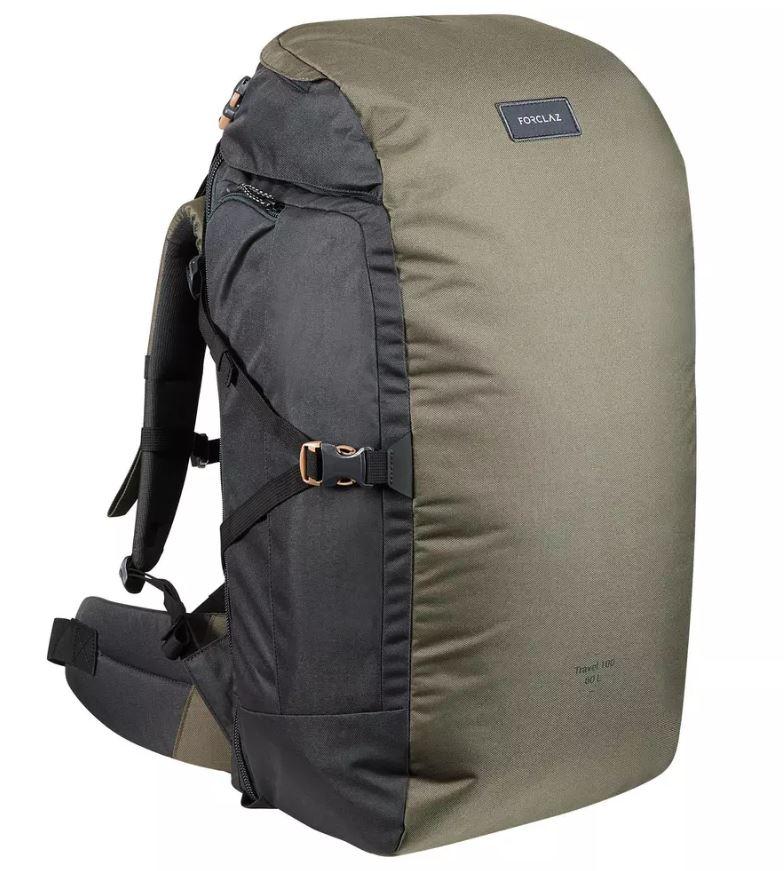 Decathlon Forclaz Backpacking Rucksack Travel 100 Test