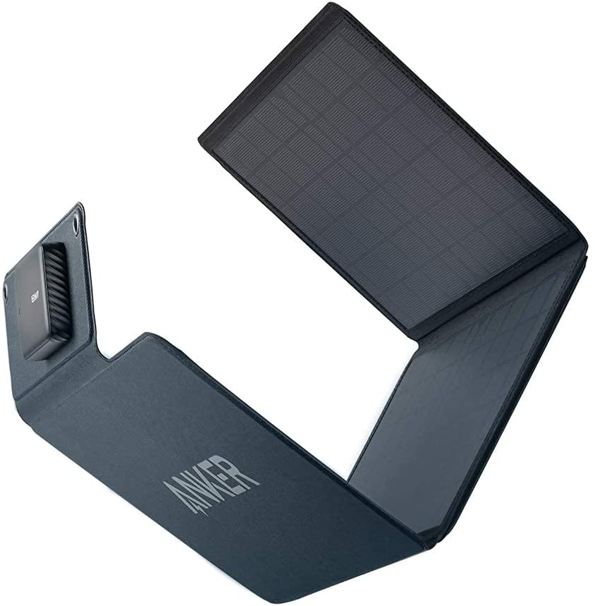 Anker 24W Solar Ladegeraet Test