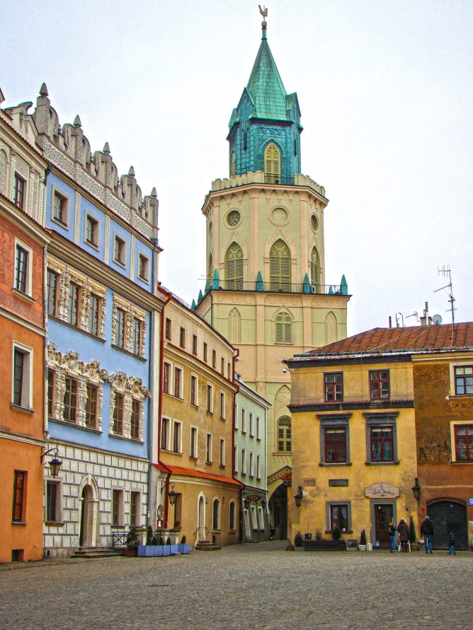 2 Lublin Old Town