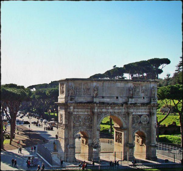 Relacja z Rzymu - My Travel Blog 8