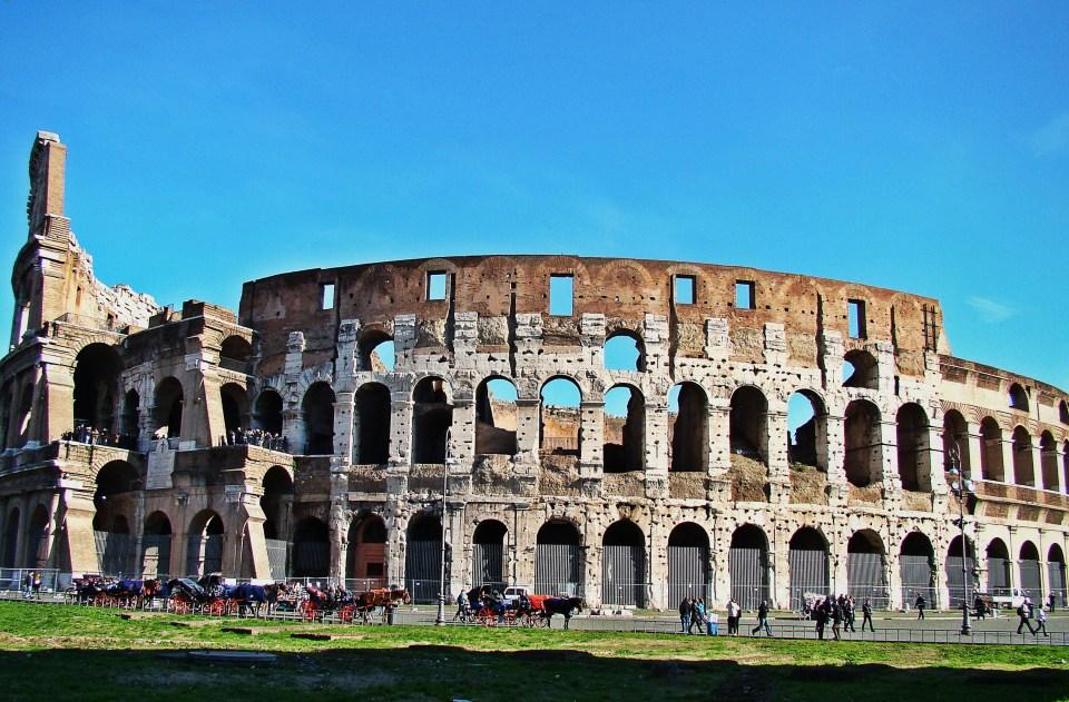 Relacja z Rzymu - My Travel Blog 13