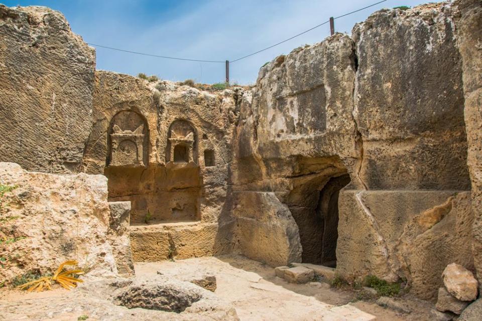 Grobowce królewskie w Pafos