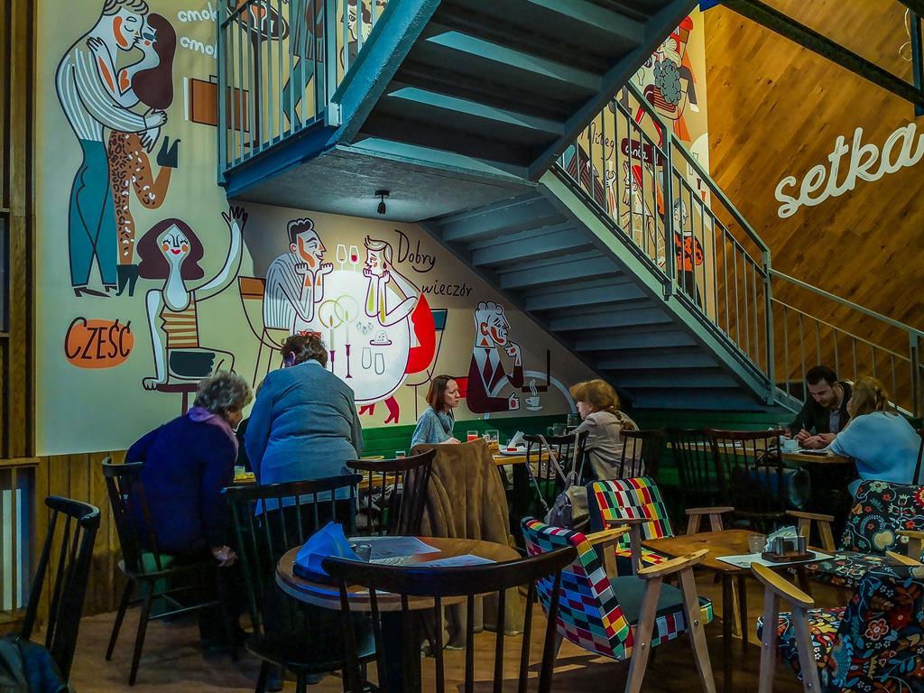 Bar Setka Warszawa opinie