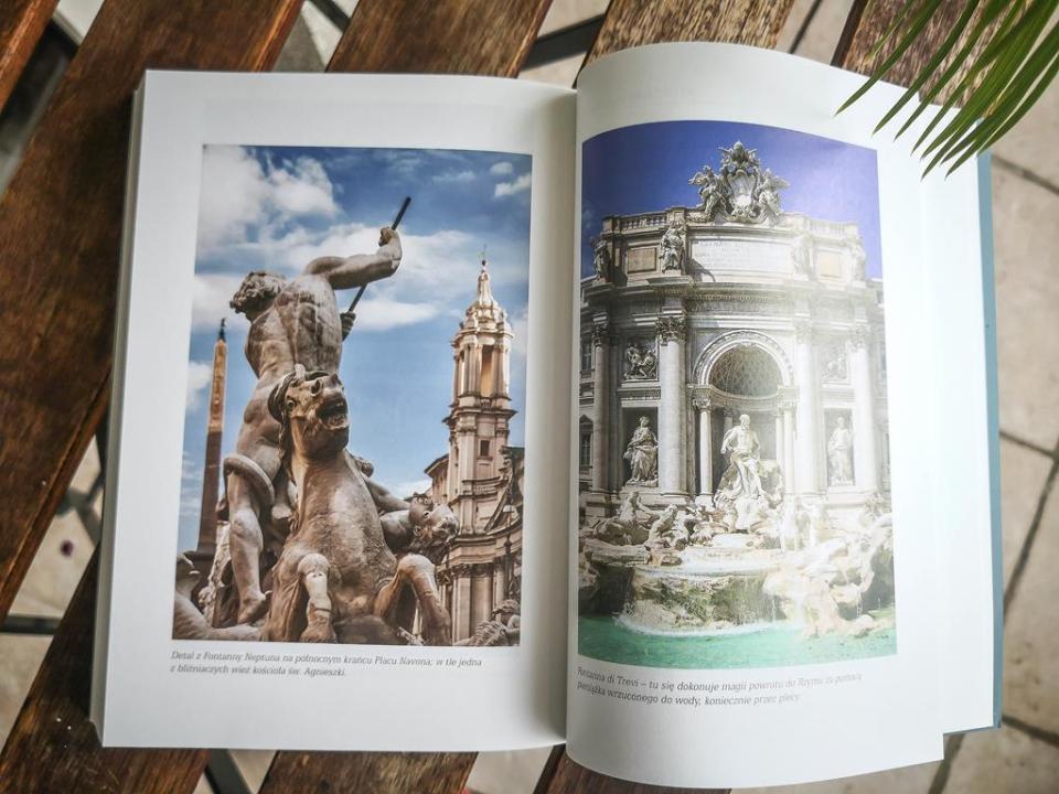 Rzym Wędrówki z historią w tle