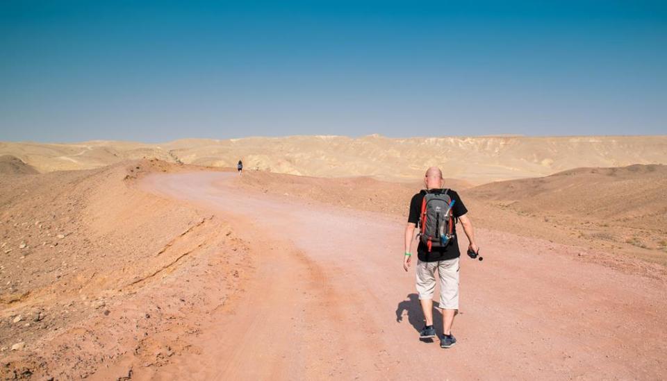Czerwony Kanion Ejlat
