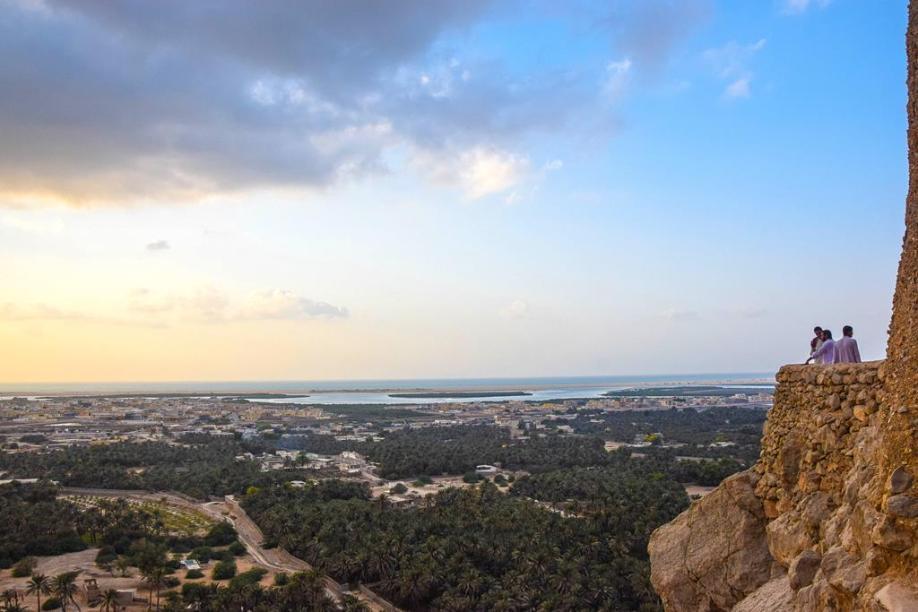 Ras Al Khaimah atrakcje