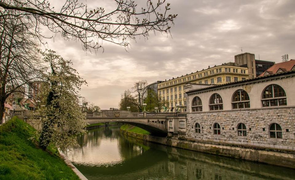 Lublana atrakcje