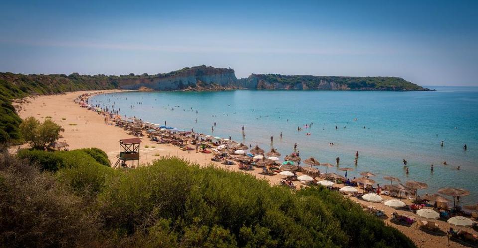 najpiękniejsze plaże na Zakynthos (1)
