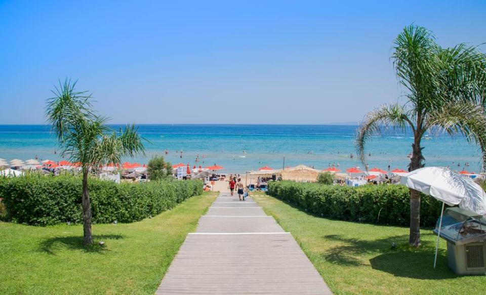 najpiękniejsze plaże na Zakynthos