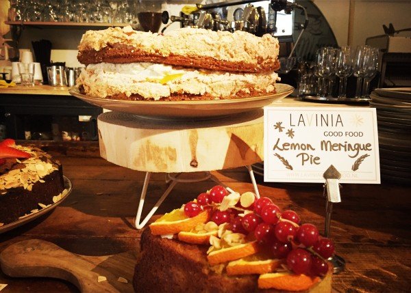 Lavinia Goodfood lunch hotspot centrum Amsterdam