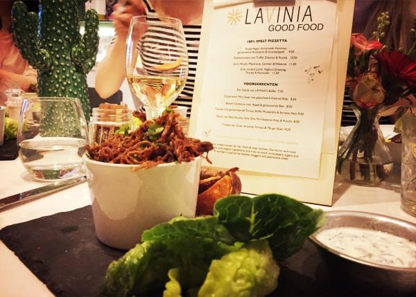 Lavinia open avond