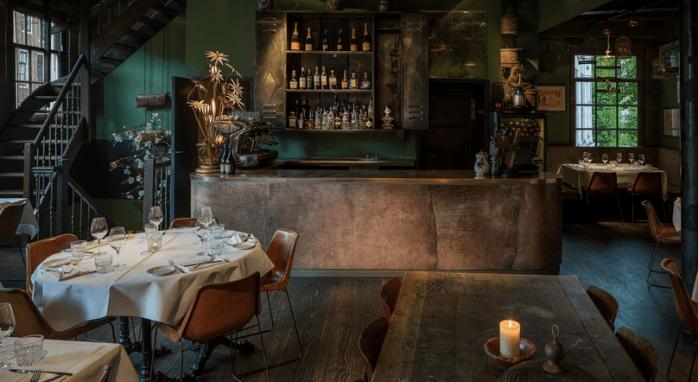 Top 10 cocktailbars van Amsterdam