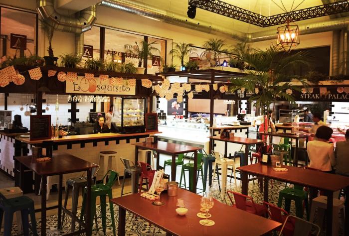 Foodhall Marbella