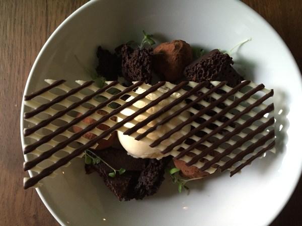 Bar Botanique dessert menu